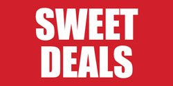 Sweet deals på sweetdeal.no